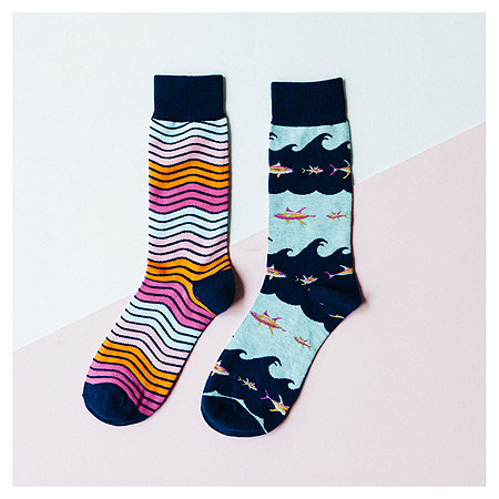 dress socks tuna