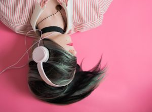 Music playlists for road trips