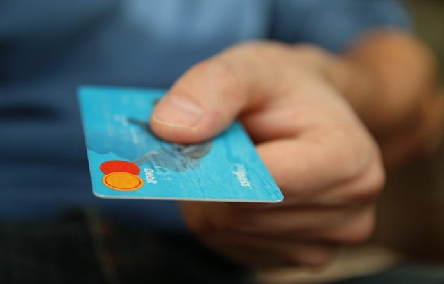 paying a lower interest rate on a credit card