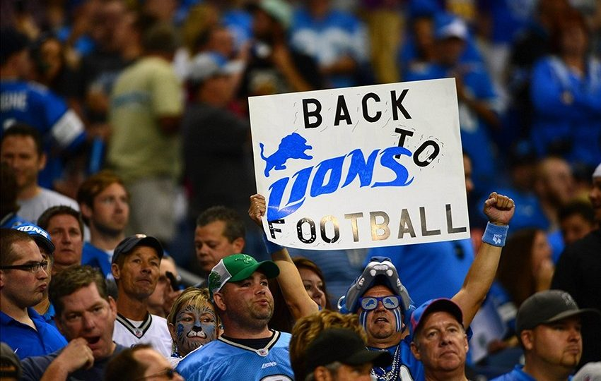 lions win