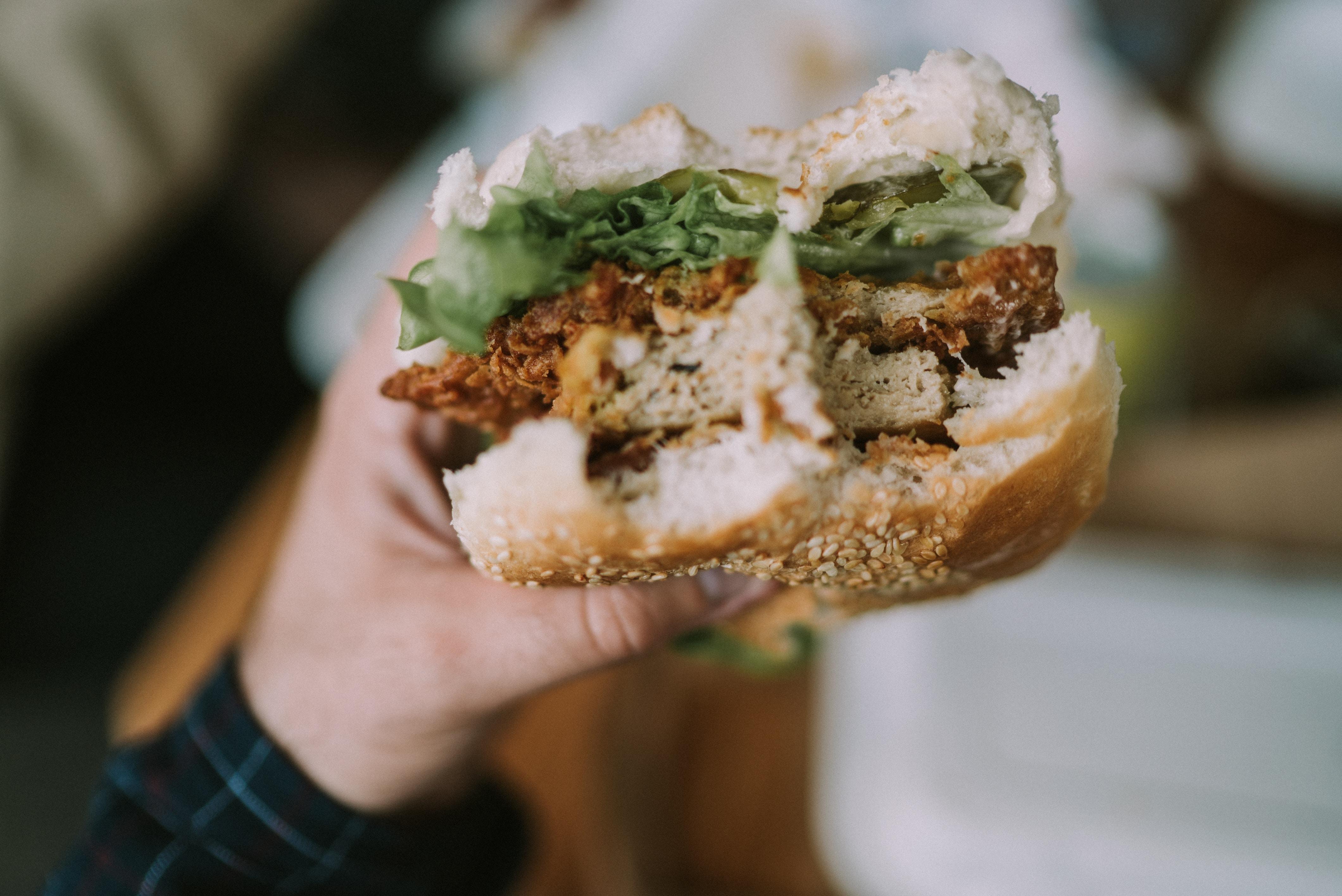 KFC cheetos chicken sandwich